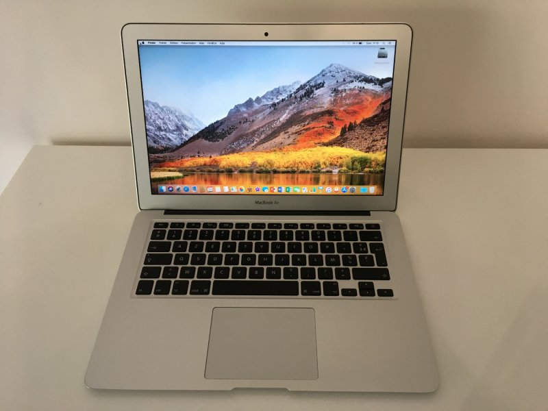 "MacBook Air 13"" - Core i7 1,7Ghz - SSD 512Go - 8Go"