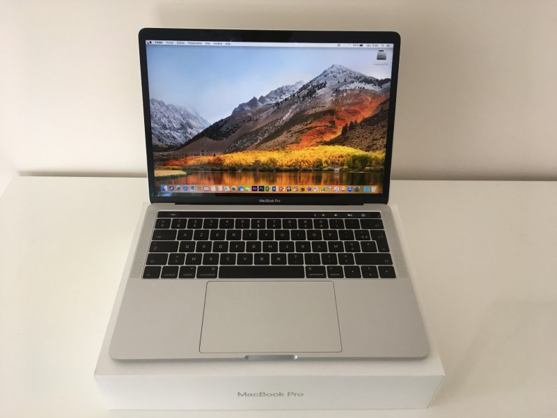 "MacBook Pro Touch Bar 13"" i7 3,3Ghz-SSD512Go-16Go"