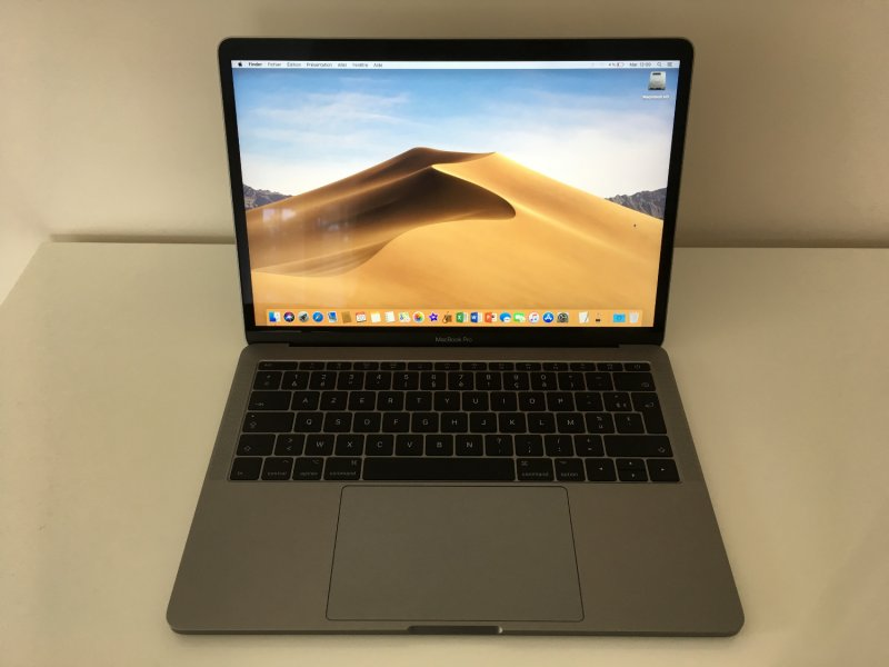 "MacBook Pro 13"" 2017 Core i5 2,3Ghz SSD 128Go 8Go"