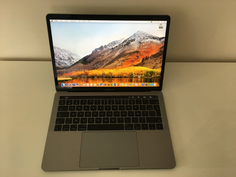 "MacBook Pro Touch Bar 13"" - i5 3,1Ghz-SSD256Go-8Go"