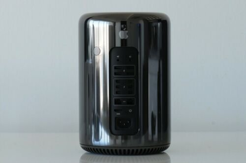 Apple Mac Pro 2013 4K D300 16GB 256GB Garantie
