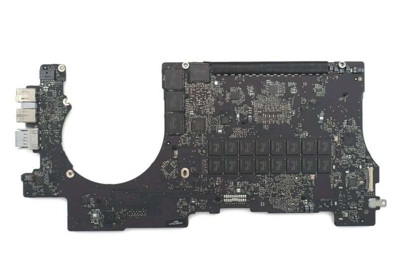 "Macbook Pro 15"" 2012 2013 A1398 Carte Mère"