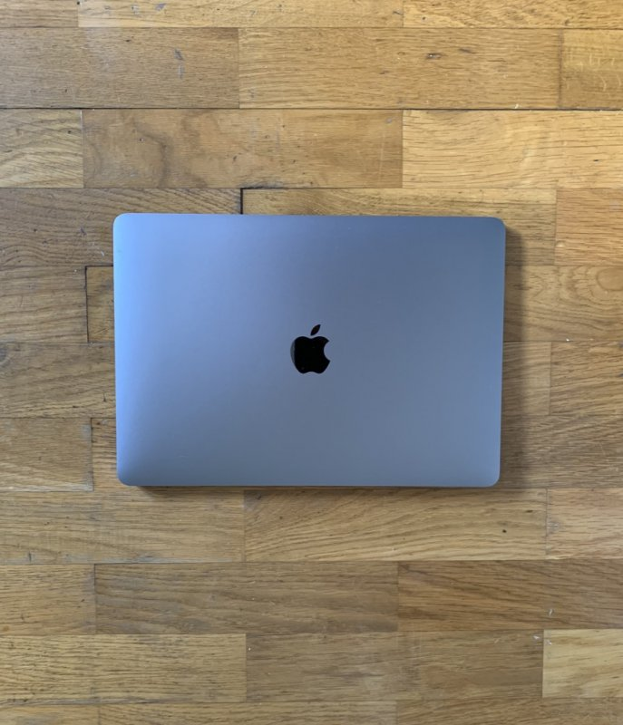 MacBook Air 2018 Gris sidéral