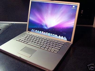 PowerBook G4 1Ghz de 2003