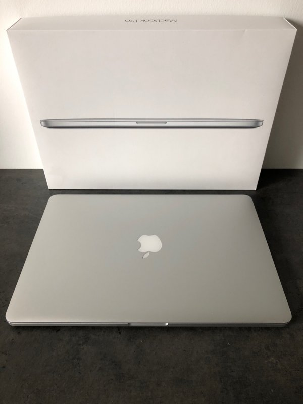 MacBook Pro 15 i7 2,5 mi-2015 512go 16gb Radeon 2g