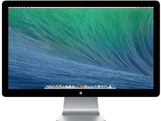 "Apple Cinéma Display 27"" Thunderbolt A1409 MC914"