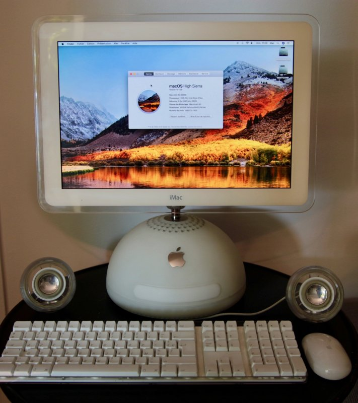 iMac Tournesol Core2Duo