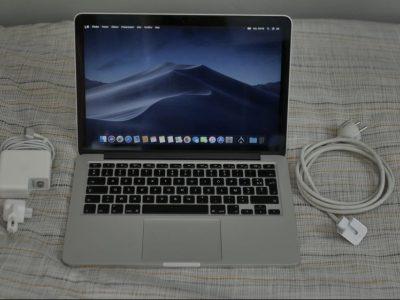 MacBook Pro début 2015