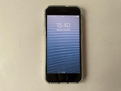 Iphone SE 2020 64 go blanc et accessoires