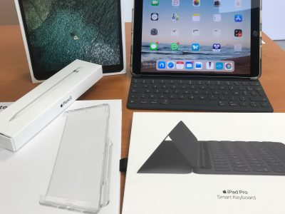 IPad Pro 10.5 256G+ clavier + stylet + coque