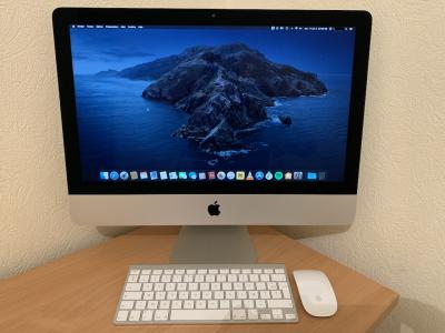 IMac 21'5 – Core i7 – 16 GO RAM – 1To Fusion Drive