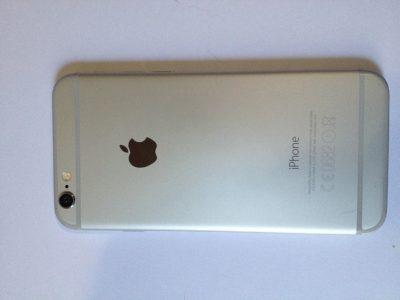 iPhone 6 16 Go – batterie 100% de charge