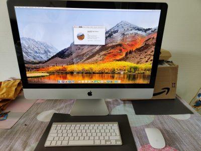 """iMac 27"""" Late 2009 i7 8Go 1To"""