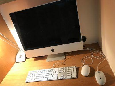 iMac 24' 6Go RAM 500Go SSD