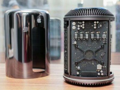 Apple Mac Pro 2013 4K D700 16GB 256GB Garantie