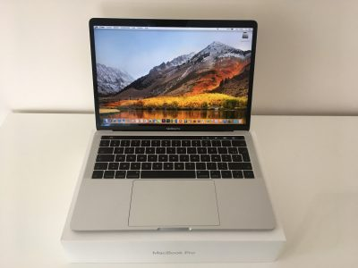 """MacBook Pro Touch Bar 13"""" i7 3,3Ghz-SSD512Go-16Go"""