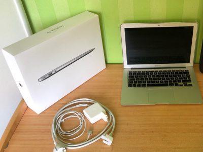 MacBook Air fin 2017 – 13 pouces – Apple