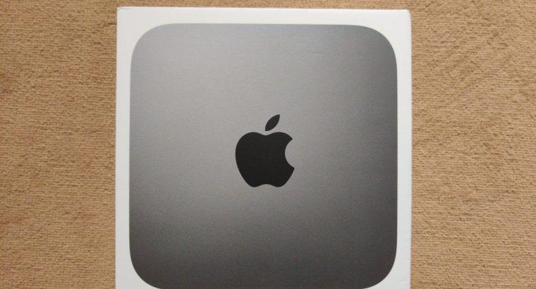 Mac Mini i5 hexacoeur 3GHZ 256go SSD 2019