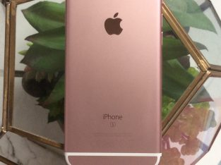 iPhone 6s 32GO rose gold