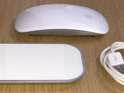 Magic Mouse avec chargeur à induction