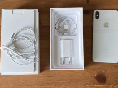 Vend iPhone XS Max 256 Go Argent