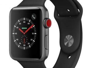 Apple Watch SERIE 3 42MN WIFI/4G ACIER GRIS SIDER