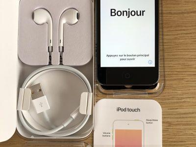 iPod Touch 7ième génération – Comme NEUF