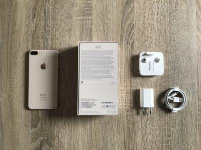 iPhone 8 Plus 64go Or