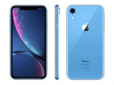 iPhone XR 128 Go Bleu – Comme Neuf