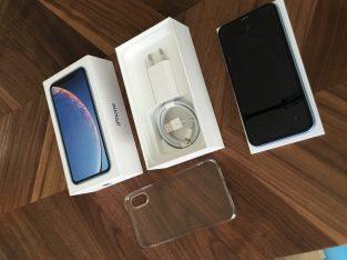 Iphone XR bleu 64 GO Garantie -> Juin 2020 – état