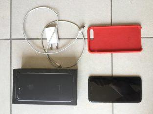iPhone 7 Plus – 128 Go – Noir de jais