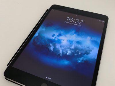 iPad mini 3 wifi + cellular 64 gb