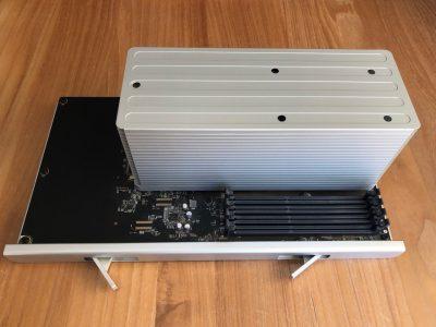 MAC PRO 5.1 2010 CPU QUAD CORE Plateau W3580