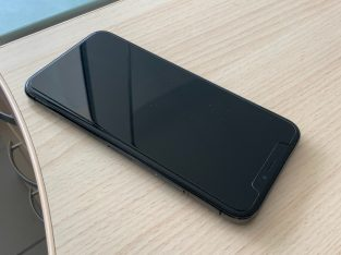 IPhone X 256Go gris état neuf + protect. anti espi