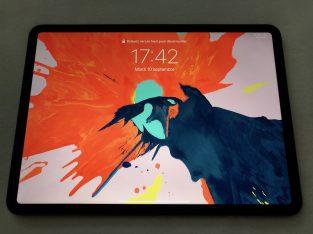 Apple iPad Pro 11'' Wifi 256Go gris sidéral