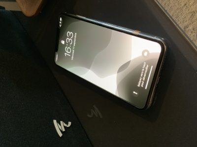 IPhone XS Max 256 go argent apple care +