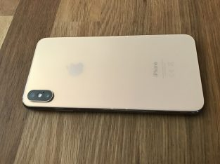 iPhone XS 256Go Or comme neuf
