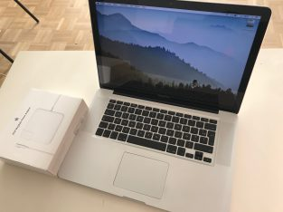 MacBook Pro 15″ Core i5 SSD 1to 8Go