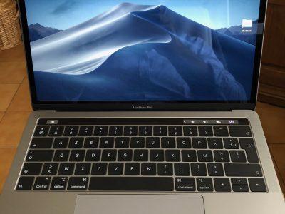 MacBook Pro Retina 13″ 2018