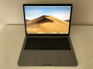 MacBook Pro 13″ 2017 Core i5 2,3Ghz SSD 128Go 8Go