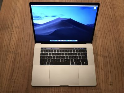 Apple MacBook Pro Touch Bar 15″