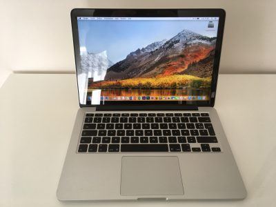 MacBook Pro Retina 13″ Core i5 2,4Ghz-SSD128Go-4Go