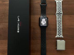 Apple Watch Série 3 Nike Cellulaire 42 mm