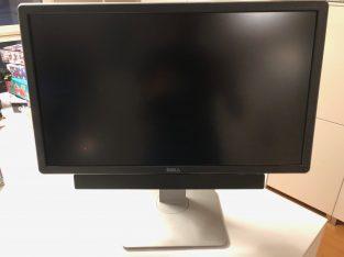 Moniteur Dell 4K P2415Q avec barre de son