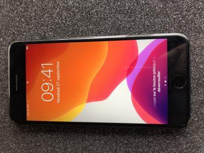 Iphone 7 plus 128Go Jet Black