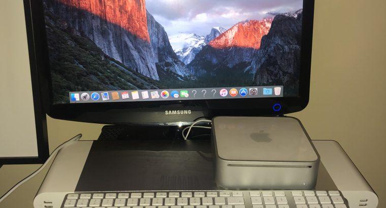 MAC MINI OS X EL CAPITAN 2009