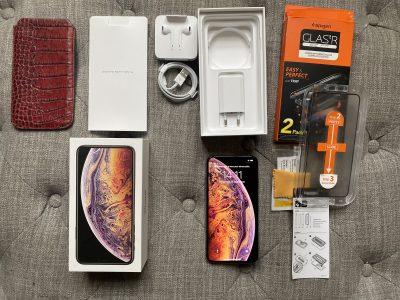 iPhone XS Max Or 64 GB Sous Garantie