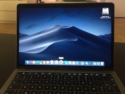 Macbook Pro 2016 Apple care + batterie neuve