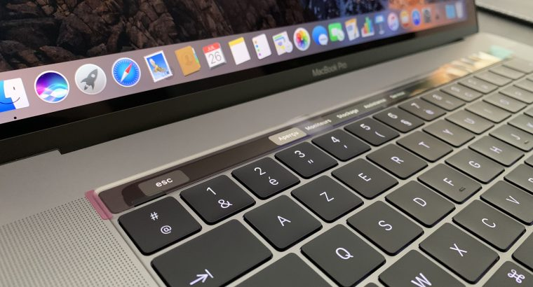 MacBook Pro 15 TouchBar (à neuf) + AppleCare