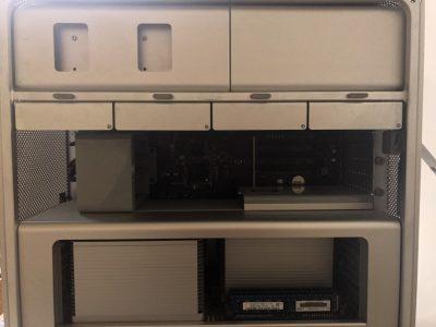 MacPro 4,1 – 2 x Quad Cores